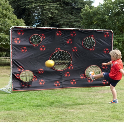 TP Giant Football Goal with Trainer