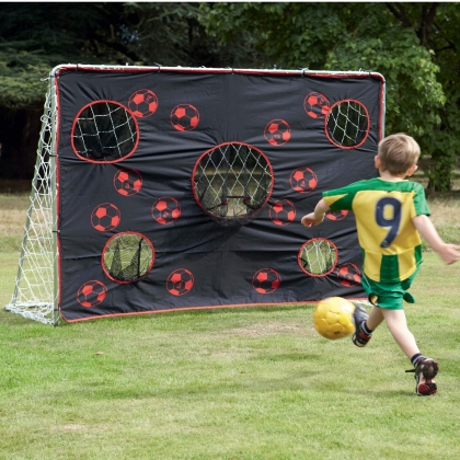 TP Super Football Goal with Trainer