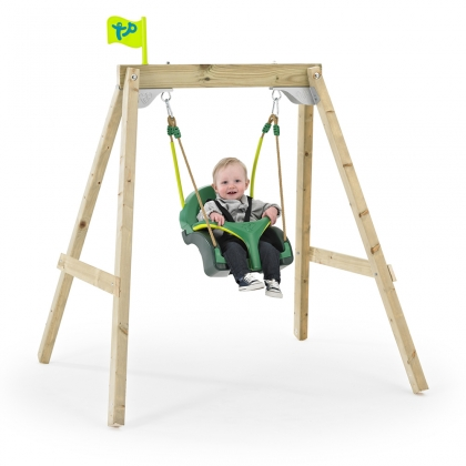 P New Forest Acorn Growable Swing with Quadpod