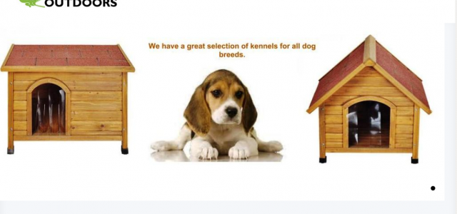 Dog Kennel, find the ideal kennel for your dog