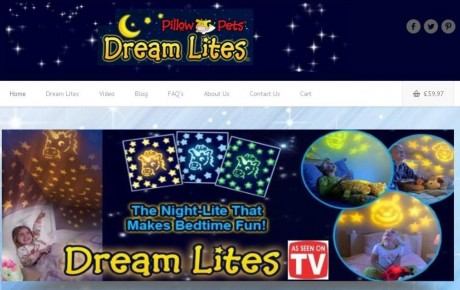 Pillow Pets Dream Lite