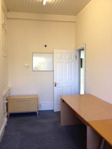 Image of inside of the office