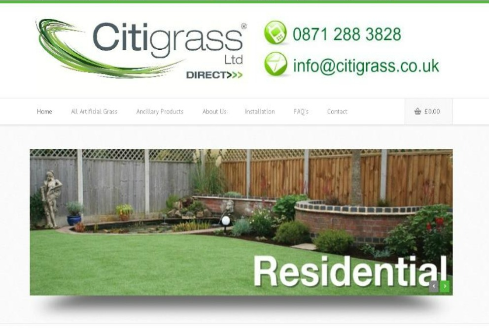 Citigrass Direct Artificial Grass