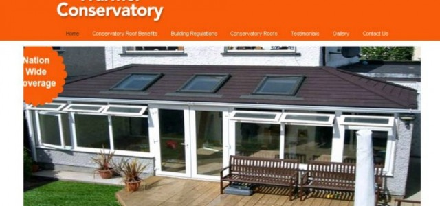 Warmer Conservatory - Conservatory Roofer